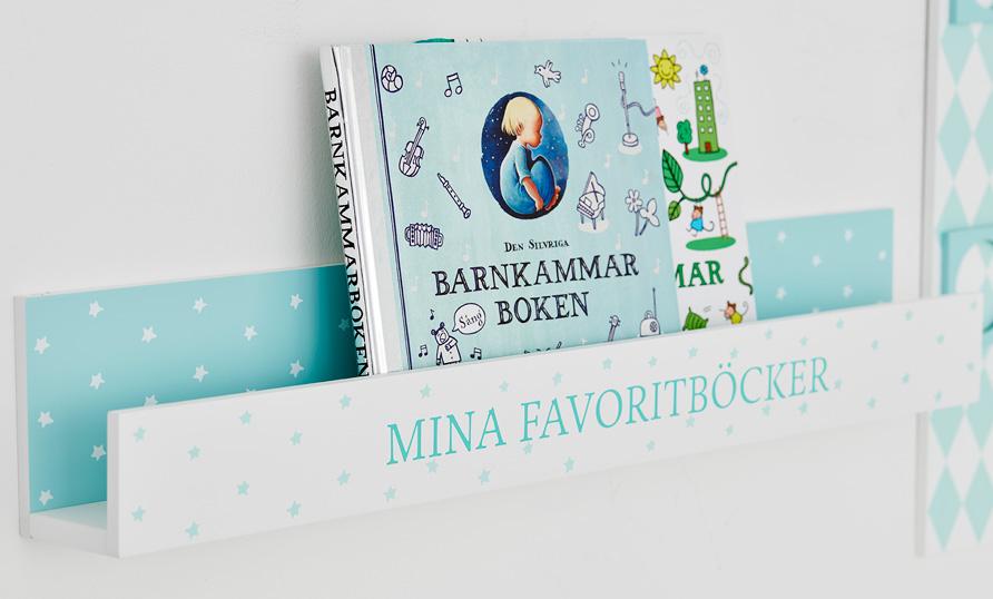Ny designserie Barnkammarböckerna