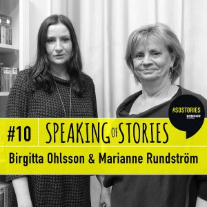 Speaking of Stories #10