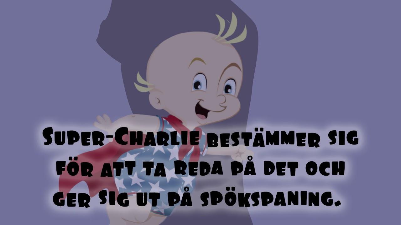 SuperCharlie och spökfällan av Camilla Läckberg