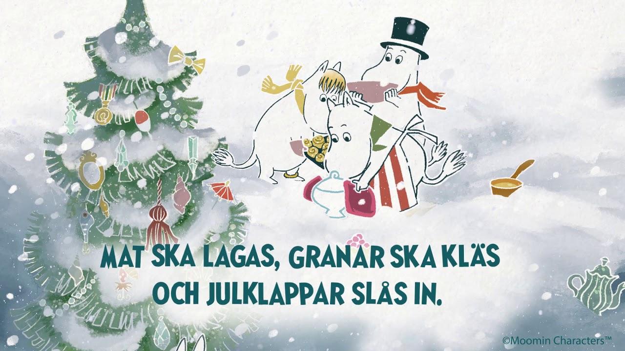 Tove Janssons Julen kommer till Mumindalen