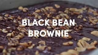 Baka med bönor – Brownie av Lina Wallentinson