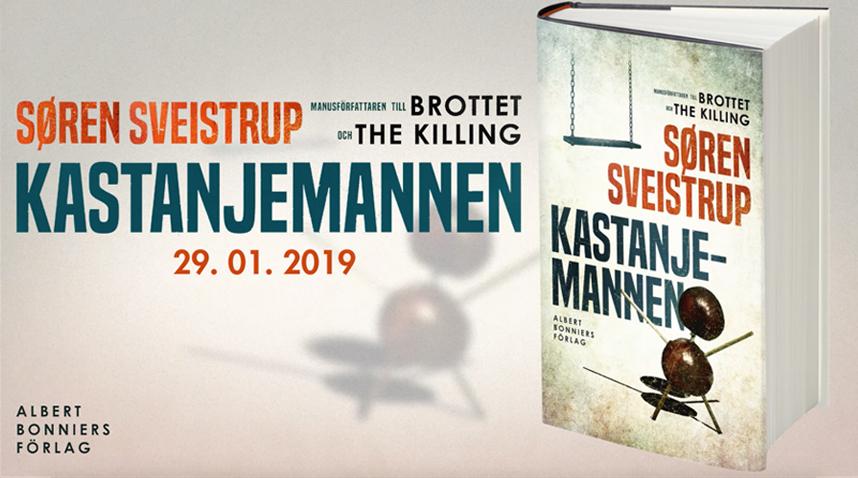 Kastanjemannen av Søren Sveistrup