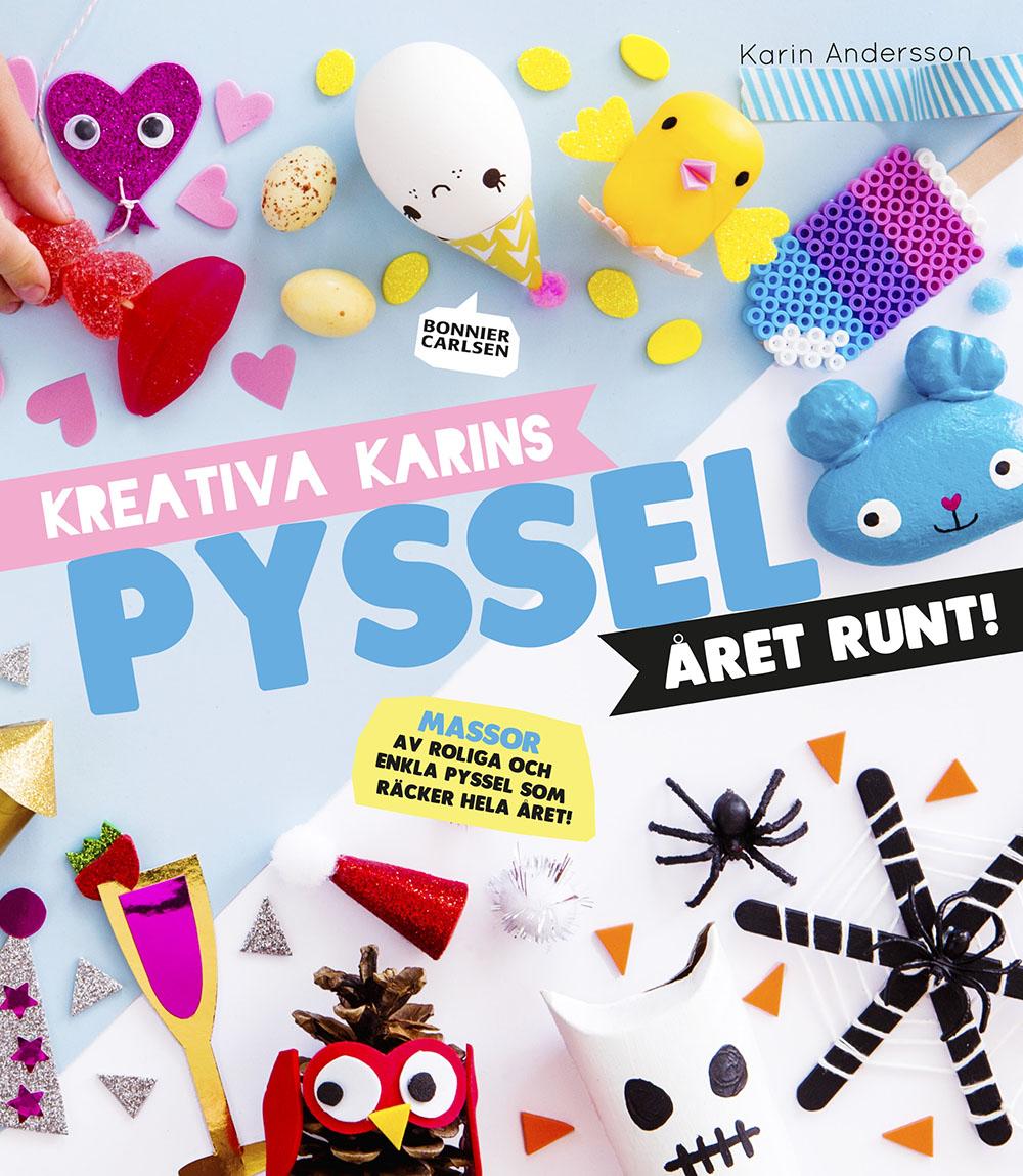 Julpyssla med Kreativa Karin