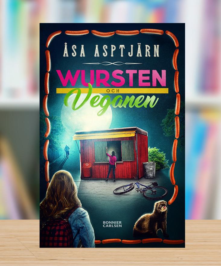 Wursten och Veganen av Åsa Asptjärn