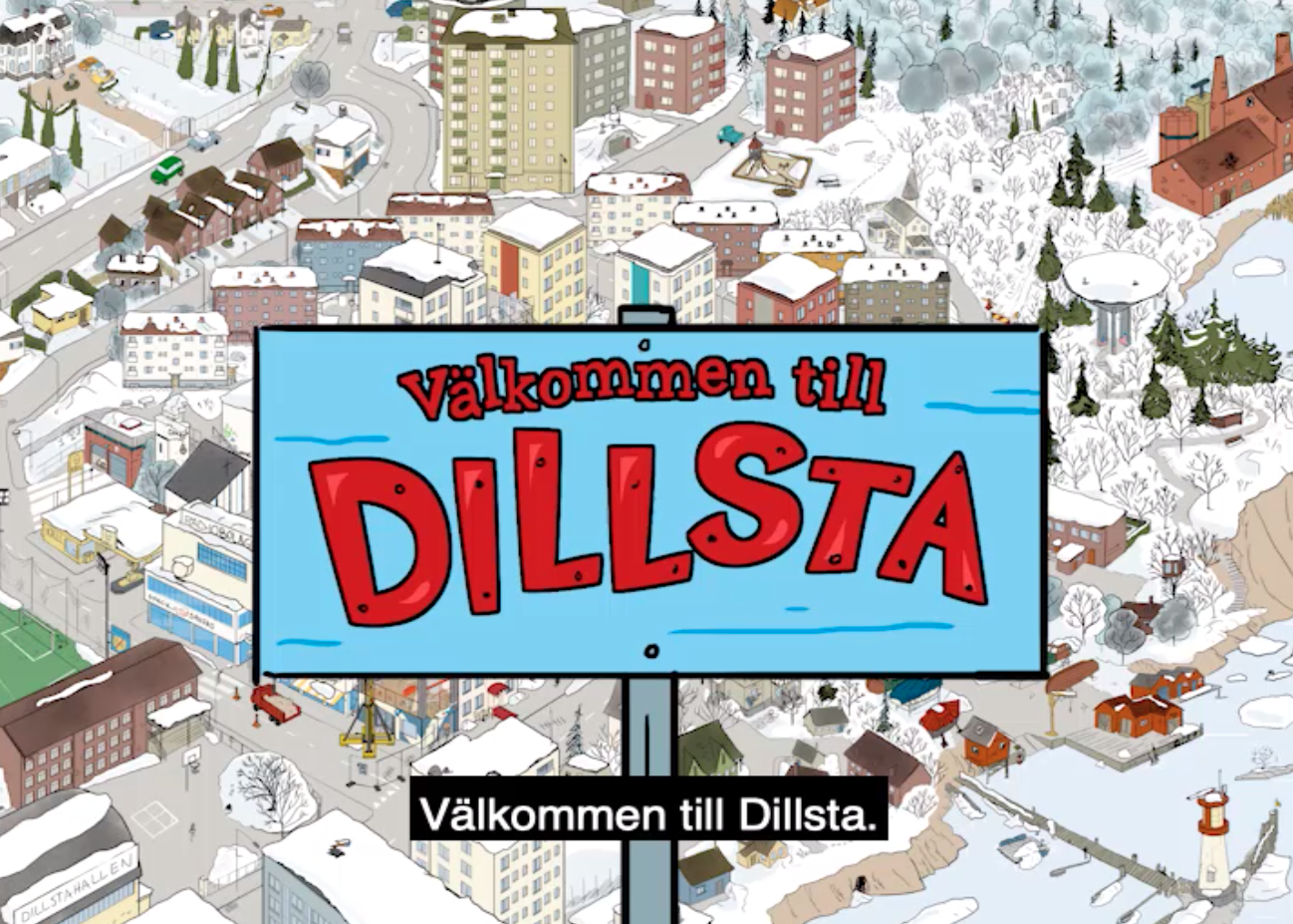 Dillstaligan