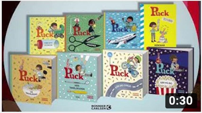 Puck – böcker för nyfikna barn