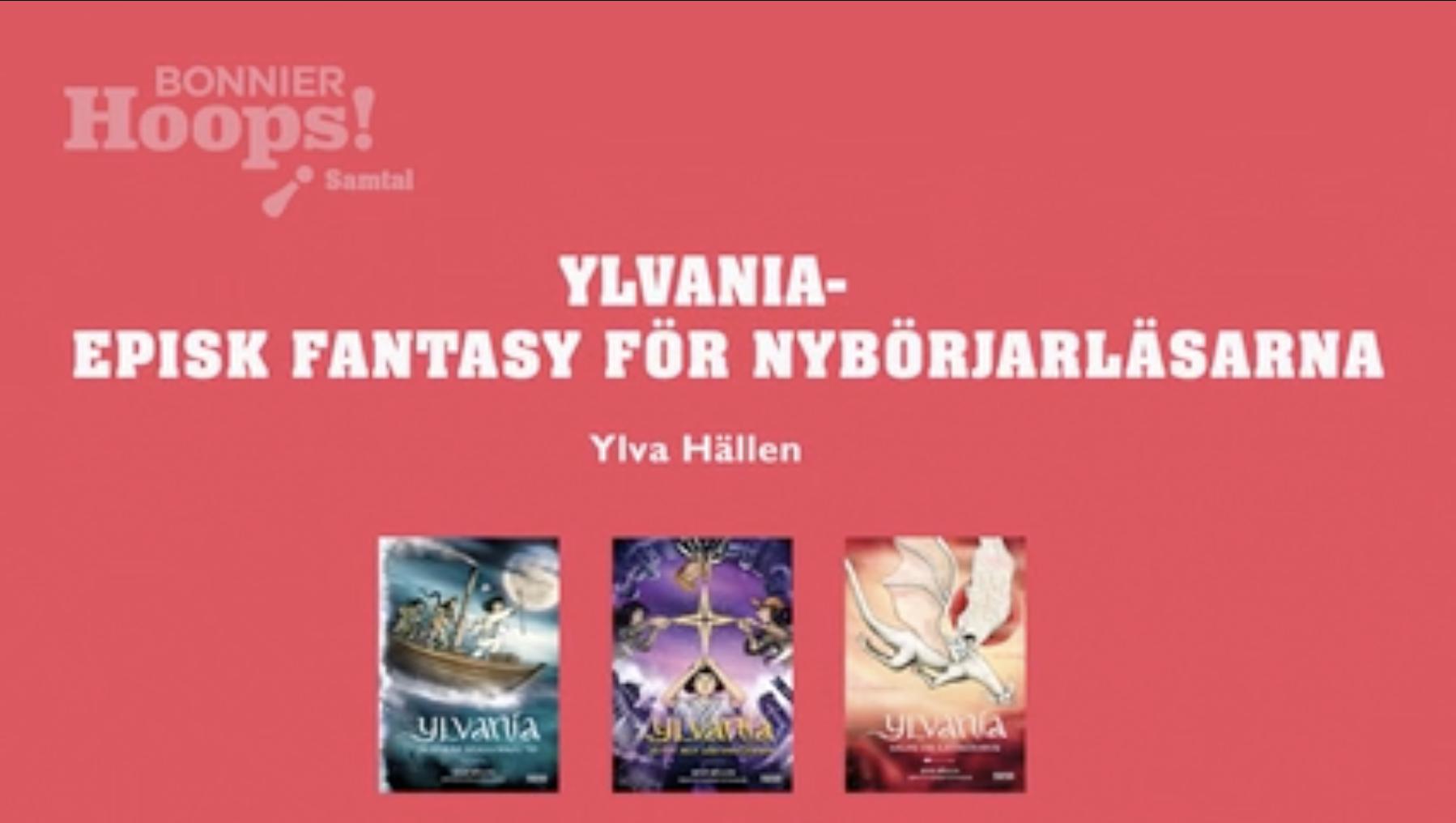 Ylvania – Episk fantasy för nybörjarläsarna