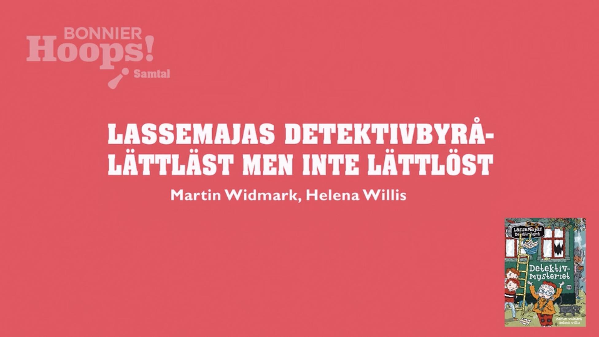 LasseMajas detektivbyrå – Lättläst men inte lättlöst