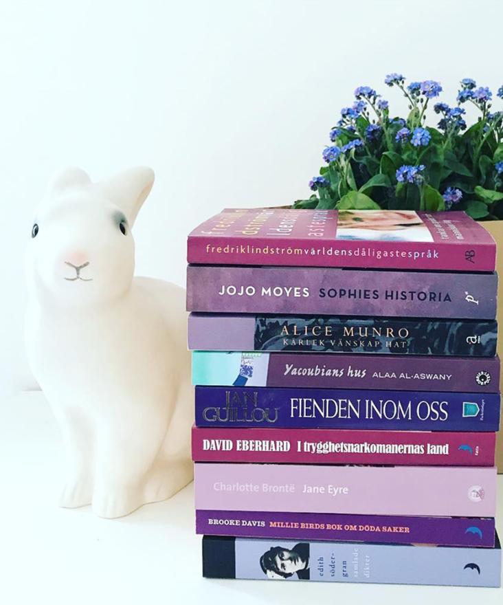 Vad ska man läsa?