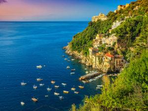 Vackra Conca dei Marini © Shutterstock