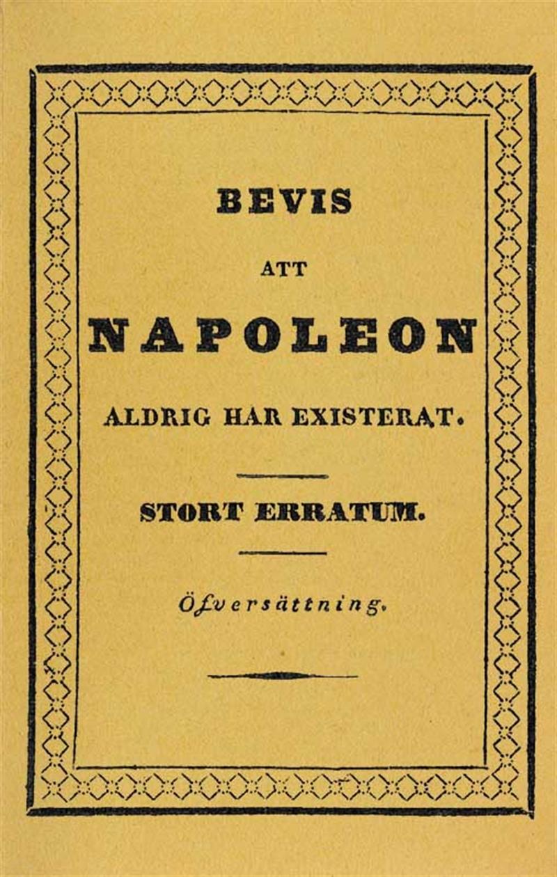En del av den svenska kulturhistorien