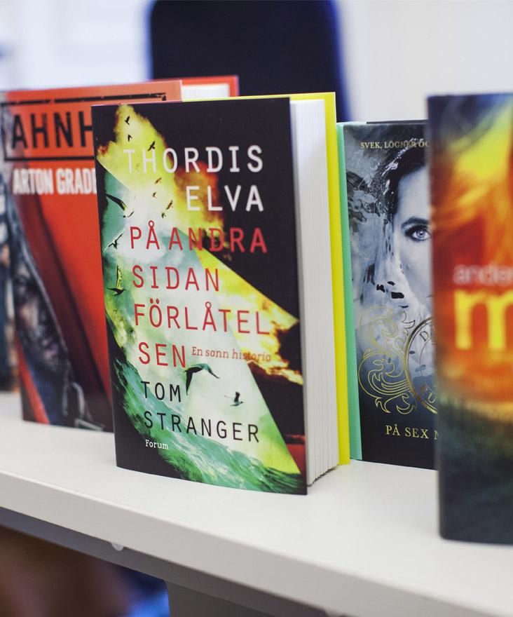 Letar du efter ett förlag till din bok?