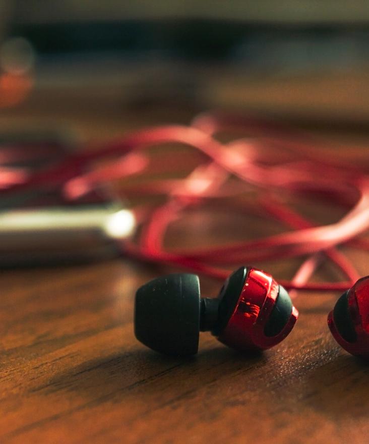 Den bästa litteraturen – i ljudform